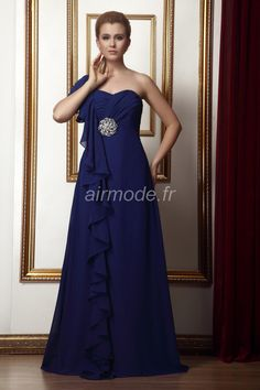 fournitures de airmode.frlongue robe en  naturelles manches Robes Des Mères de Mariage Nouveauté