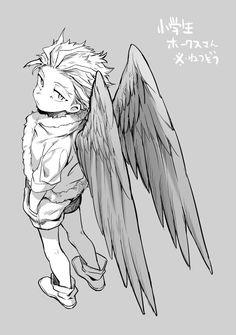 Hawks Kid // Boku no Hero Academia BnHA My Hero Academy