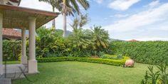 Beautiful garden in Casa Lumina in Bosques de Lindora - Santa Ana - Costa Rica http://lxcostarica.com/property/casa-lumina-bosques-lindora
