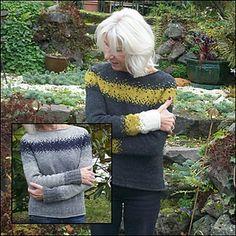 Ravelry: Color splash pattern by Heidemarie Kaiser Ladies Cardigan Knitting Patterns, Fair Isle Knitting Patterns, Knit Patterns, Knitting Yarn, Free Knitting, Color Splash, Stitch Witchery, Purl Stitch, Handmade Clothes