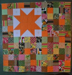 March 12 – Today's Featured Quilts – 24 Blocks Quilting Projects, Sewing Projects, 24 Blocks, Flannel Quilts, March 12th, Iris Folding, Baby Quilts, Design Elements, Blanket