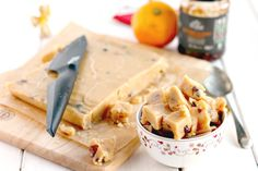 An easy Christmas Mince Pie Fudge recipe made in the microwave.