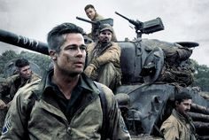 Before the World War II tank drama arrive at theatres Oct. 17 gamers can make like Brad Pitt's character, Sgt. Don Wardaddy Collier, and manoeuvre a virtual version of the tank he orders in the film. It's the first latest example of a likeminded movie and game ally to puff each other and it grades the first Hollywood pact for the popular online tank combat title