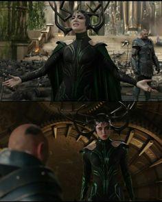 Hela & Executor (Thor: Ragnarok)