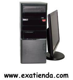 Ya disponible Pc GDX home basic g2045 g2030 gb 500gb rwdvd gt210 1gb lt   (por sólo 300.95 € IVA incluído):   -Equipo GDX con la nueva tecnología Intel Socket 1155 y grafica GeForce de 1Gb para dar una solución más que razonables a aplicaciones gráficas o juegos.  - Procesador:Intel G2030 - Memoria:4Gb DDR3 1333 MHz - Disco duro:500Gb SATAIII (6Gbps) - Optico:Regrabador DVD DL - Grafica: GeForce N210 1GB - Lector de tarjetas: Si (36 en 1) - Otros: Audio/USB frontal  -