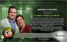 Diamante Sergio Castro 13 de Junio