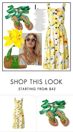 """""""flower"""" by love88-90 ❤ liked on Polyvore featuring Kate Spade"""
