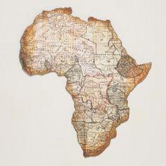 Die-Cut Africa