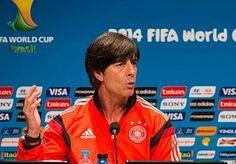 8-Jul-2014 1:13 - LÖW: 'BRAZILIË WORDT GESTEUND DOOR 200 MILJOEN FANS'. Duitsland-bondscoach Joachim Löw wil voor de kraker tegen Brazilië niets kwijt over het strijdplan, maar vreest het voordeel van het gastland.