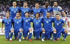 Resultado de imagen de la squadra azzurra