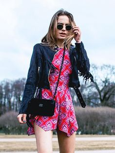 Rompers are our must-have spring pieces.