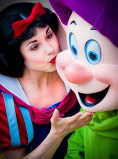 Snow White's Kiss