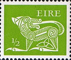 Decimal Postage Stamps of Eire Ireland 1974 SG 339 Fine Mint Scott 343 Other European and British Commonwealth Stamps HERE!