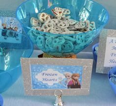 Disney Frozen Birthday Party DIY Ideas - Great For Children - Pickease