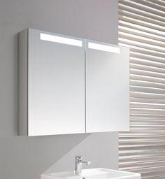 Villeroy & Boch Reflection spiegelkast 80 cm.