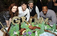 Bitsie, David, Silas and Russell