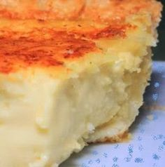 Lizzie's Coconut Custard Pie ~ This is a real old-fashioned recipe, they way custard pie should be without a lot of unnecessary ingredients..