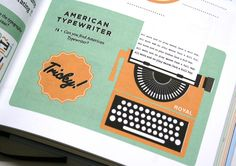 Hyperactivitypography from A to Z by Studio 3 , via Behance