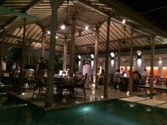 Bambu Restaurant Indonsesian High End Must Book, Smart Clothing. No Shorts/Thongs Jl. Petitenget no. 198, Seminyak, Bali 80361, Indonesia +62 361 8469797