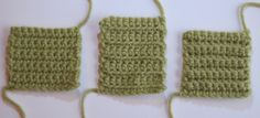 Adorably Kawaii: Crocheting In One Loop Only for Both Loop Patterns