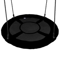🎁 Up to Discount! Hi Suyi Disc Giant Nest Web Rope Hanging Tree Swing Seat Set Heavy Duty Easy to Set Up For Kids Children Adult Outdoor Backyard Garden Large Size Black Hanging Swing Chair, Swing Seat, Hanging Rope, Kids Rock Climbing, Swings For Sale, Playground Toys, Nest Swing, Used Outdoor Furniture, Indoor Picnic