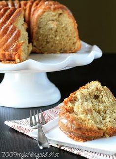 easy caramel apple cake, another one I love to make in the fall.  Kraftfoods.com also has the recipe