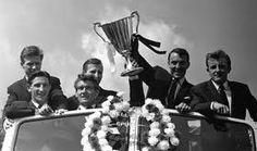 1963 European Cup winners cup champions | Tottenham Hotspur Football Club