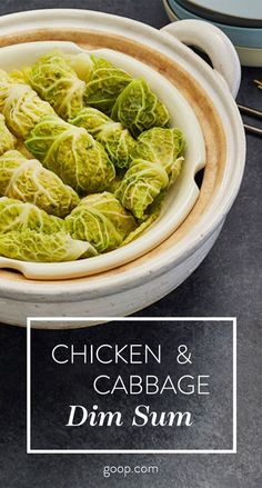 A clean, easy, detox-friendly version of dim sum. Serve these on their own or with cauliflower rice or brown rice on the side