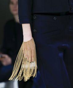Le bracelet franges de Nina Ricci