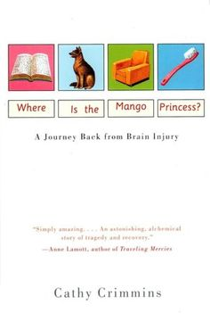 Where Is the Mango Princess?: A Journey Back from Brain Injury---By Cathy Crimmins
