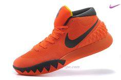 986684eeadda Uomo 705277-676 Claret Rosso Giallo Nike Kyrie 1
