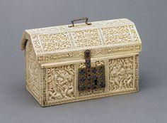 The Robinson Casket, Ceylon, Kotte (Sri Lanka) about 1557