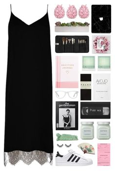 """""""THIS TOWN"""" by dianakhuzatyan ❤ liked on Polyvore featuring River Island, Polaroid, Zara Home, Sephora Collection, Thrive, Falke, Laura Mercier, Muse, polyvoreeditorial and polyvoreset"""