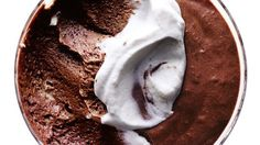 Classic Chocolate Mousse Recipe   Bon Appetit