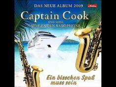 Captain Cook - Paloma Blanca