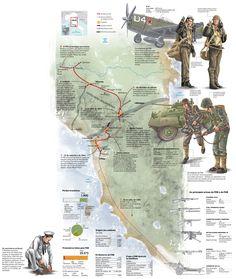 Infográfico mostra trajeto das forças do Brasil na Segunda Guerra Mundial 25 mil homens foram organizados nos moldes dos EUA; 49 pilotos foram treinados para combates aéreos