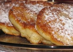 Breakfast Bake, Breakfast Recipes, Albanian Recipes, Czech Recipes, Apple Cake, Sweet Recipes, Pancakes, French Toast, Bakery