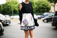 Street Style/ Alta Costura, 2014/