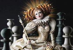 CXStoAndré: AS PEÇAS - PARTE II - A RAINHA