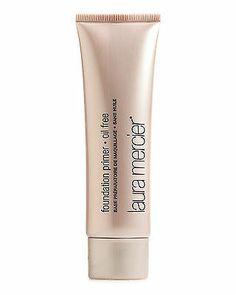 Laura Mercier Foundation Primer: the perfect base for any make up routine.