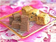 """""""Love Bites"""" : Candida-diet friendly fudge (vegan, gluten-free, sugar-free)"""