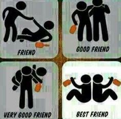 The Best of Friends  -- hilarious jokes funny pictures walmart fails meme humor