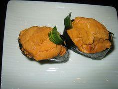 Uni Sushi (Gonad of Sea urchin)