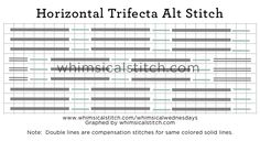 Horizontal Trifecta Alternate