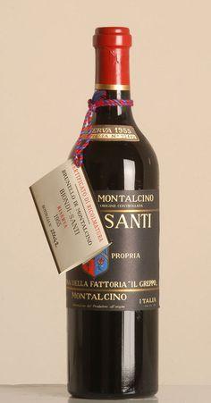 Franco Biondi Santi - Tenuta Greppo Toscane Italie