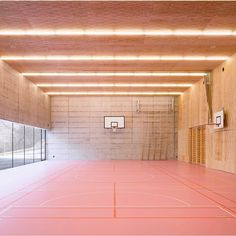 """3,043 Likes, 25 Comments - The Wing (@the.wing) on Instagram: """"Millennial pink haters will say it's photoshop . via @architizer Bonnard Woeffray's extension to…"""""""