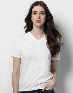 Xpres Subli Plus T-Shirt mit V-Ausschnitt bei MPS MarkenPreisSturz.de  Wir bedrucken und besticken auf Wunsch günstig Ihre Bekleidung.