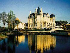 Chateau du Grand Barrail St Emilion