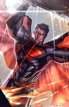Superman Art by Brian Fajardo