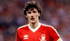 Garry Birtles in his Nottingham Forest heyday